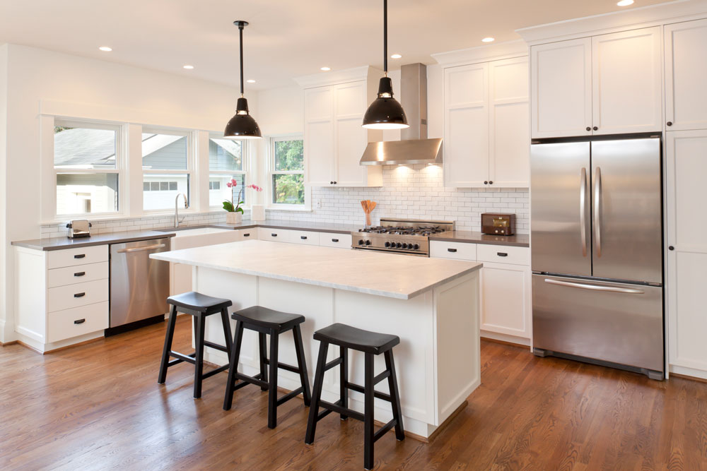 Hardwood Floors in the Kitchen | Engineered Hardwood Flooring