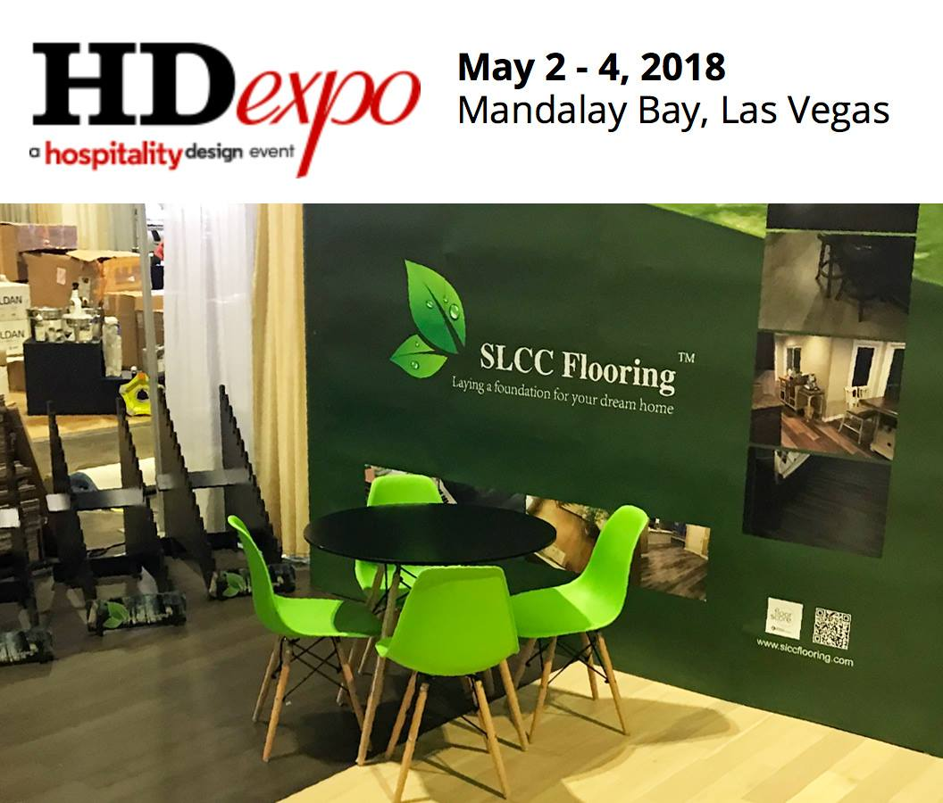 SLCC Flooring at the HD Expo in Las Vegas