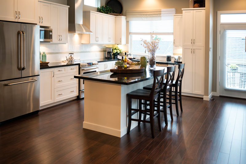 Waterproof Flooring for Kitchen Remodeling