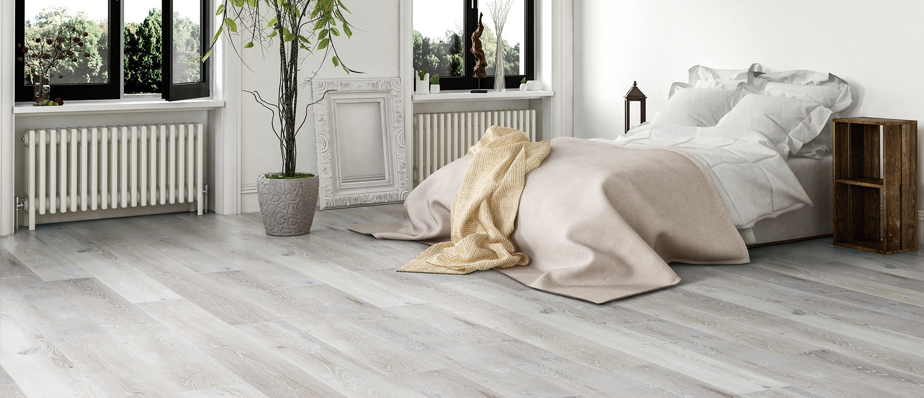 Luxury WPC flooring